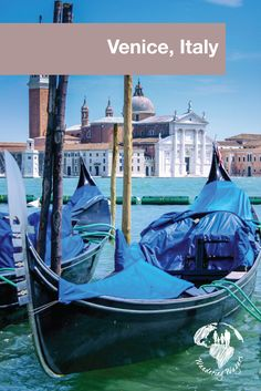 Discover Venice, Italy by getting lost with us.