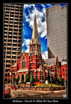 Brisbane - Church