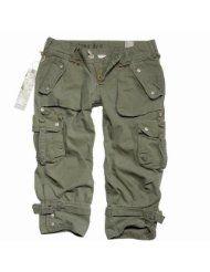 Surplus Ladies Shorts Chelsea oliv (deutsche Größen)