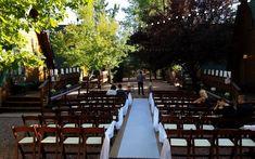 Wedding Destinations & Venues Payson AZ   Cabins on ...