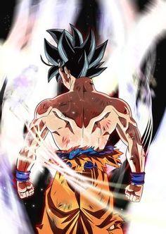 Breaking The Limit- Goku New Form by Koku78