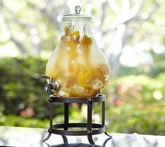 Vallarta Outdoor Drink Dispenser #potterybarn