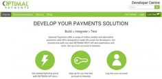 Optimal Payments Launches Developer Center and New APIs http://www.programmableweb.com/news/optimal-payments-launches-developer-center-and-new-apis/brief/2014/11/26