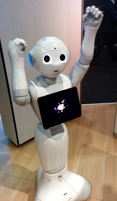 Is Pepper The Future Of Companionship And Customer Service? -  I was fortunate to meet Pepper at Mobile World Congress a few weeks ago in Barcelona. Pepper is a personable robot created by SoftBank, one of Japan's biggest telecommunications companies, in collaboration with its subsidiary, the Paris-based humanoid robotics experts Aldebaran. To be a... http://tvseriesfullepisodes.com/index.php/2016/03/10/is-pepper-the-future-of-companionship-and-customer-service/
