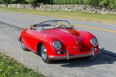 1957 Porsche Speedster 1600S