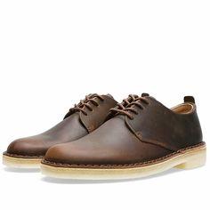 Clarks Originals Desert London (Beeswax Leather)