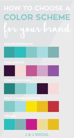 Learn how the psycology of color is effecting your brand. You don't need to do a lot of research or being frozen in fear when designing your color palette. Learn the basics in this article!
