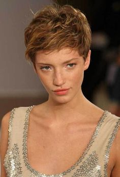 20 Pixie Haircuts You Need to See: #7. Light Brown Pixie Cut; #shorthair; #pixie