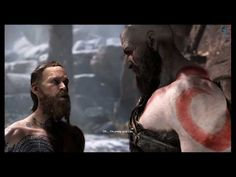 God of War Kratos Vs Baldur All Fights God Of War, Videogames, Youtube, Fictional Characters, Ox, Tribal Drawings, Video Games, Fantasy Characters, Youtubers