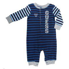 Guess Infant Boy Striped Jumper #VonMaur