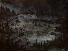 Icewind Dale Barbarians by vermaden on DeviantArt