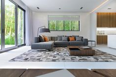 Three Luxury Homes in Cool, Neutral Tones