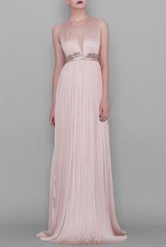 Online luxury clothing shop - luxurywear for urban divas - Maria Lucia Hohan. Glam Dresses, Nice Dresses, Pink Dress, Dress Up, Belle Silhouette, Fairytale Fashion, Fantasy Dress, Special Dresses, Bridesmaid Dresses