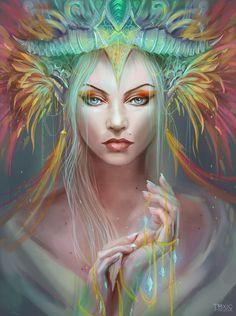 Essence of Dreams (Get Inspired – 35 Beautiful Digital Artworks on CrispMe)