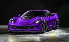 Purple 2014 Vehicles | 2015-Chevrolet-Corvette-Z06 purple