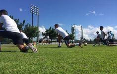 Santos treina no CT do Sport para se ambientar ao calor do Recife  http://santosfutebolarte.omb10.com/SantosFutebolArte
