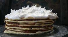 Rogel - Libre de Gluten - Otra de mis antojos, de aquellas cosas que creía que no volvería a comer! Un increíble rogel casero apto para celíacos!! Proba la receta que es muy fácil de hacer! Receta: www.smileybelly.com