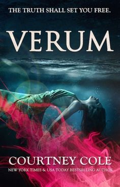Verum (The Nocte trilogy #2) by Courtney Cole. This series is a MUST read!!!