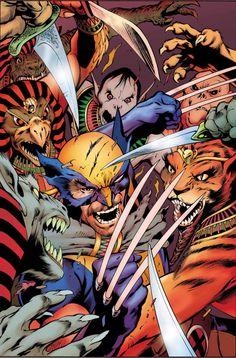 Wolverine by Alan Davis
