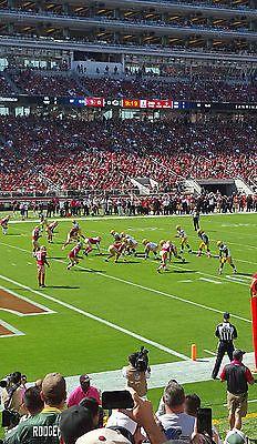 #tickets San Francisco 49ers vs New England Patriots Tickets 11/20/16 (Santa Clara) please retweet