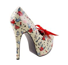 The Violet Vixen - Heart Break Couture Heels, $75.00 (http://thevioletvixen.com/shoes/heart-break-couture-heels/)