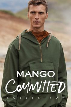 COMMITTED | MANGO FW'17. The second capsule of mindfully designed garments, inspired by nature in a palette of earth tones.