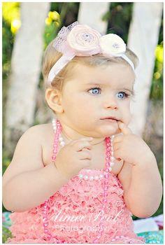 Baby Girl's First Birthday :D