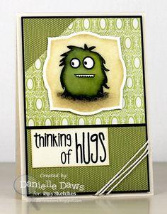 Danielle Daws: Thinking Of Hugs - ISSC07