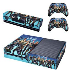 Video Game Accessories Humble Deadpool Xbox One S Sticker Console Decal Xbox One Controller Vinyl Skin