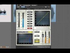 Mastering Audio in Logic - De-essing Vocals with Waves Compressor Audio Music, Audio In, Audio Mastering, Primal Scream, Logic Pro X, Music Machine, Studio Equipment, Good Tutorials, Waves