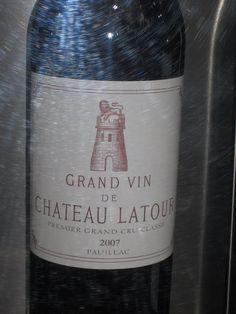Chateau Latour 2007
