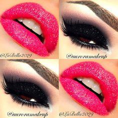 .@MaquillateconAurora GB | Really dolls, Sehrish has the most beautiful lips I've ever seen . Thank u so...