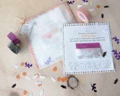 Little Hannah: Inspiracion para crear tarjetas de invitacion