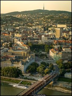 when Bratislava was really beauty. Bratislava Slovakia, European Vacation, Old City, Luxembourg, Slovenia, Geo, Belgium, Netherlands, Paris Skyline