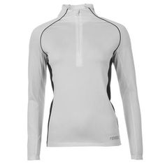 Nevica Thermal Zip Top Ladies Base Layer Clothing, Latest Winter Fashion, Sports Direct, Iceland, Snow, Zip, Lady, Swimwear, Clothes