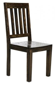 Classic Home Furniture - Sequoia Side Chair - 53001400 Furniture, Home Furnishings, Home Furniture, Solid Wood Dining Chairs, Classic Home Furniture, Chair, Side Chairs Dining, Wicker Dining Chairs, Classic House