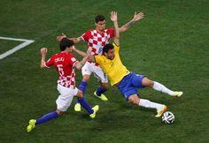 Mistrzostwa Świata • Błąd sędziego w pierwszym meczu Mundialu • Brazylia vs Chorwacja 3:1 • Fred wymusił rzut karny • World Cup 2014 >>