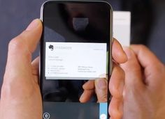 Evernote's Scannable for iOS: Scan Business Cards and Docs on the Go!