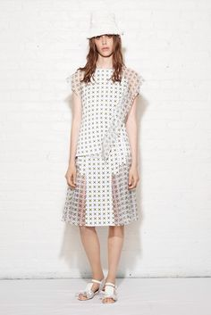 Thakoon Resort 2014 Collection