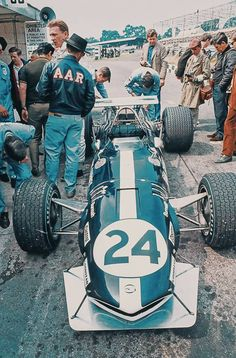 1968 Dan Gurney (Eagle T1G - Weslake)
