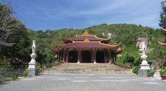 Khám phá chùa Khỉ tại Vũng Tàu - NOITOISEDEN.com Vung Tau, Gazebo, Outdoor Structures, Mansions, House Styles, Kiosk, Manor Houses, Pavilion, Villas