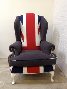 Home Decor Featuring the Union Jack
