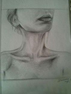 Bones, skeleton, dark, anorexia, drawing,