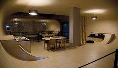 Skateable House