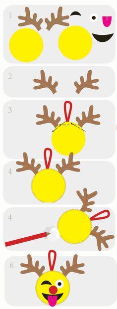 Afbeeldingsresultaat voor kerst emoticons van vilt