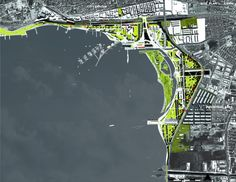 Urban Design Project for Izmit Shoreline / Ervin Garip