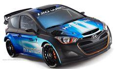 101 Modified Cars - Modified Hyundai i20 WRC evo