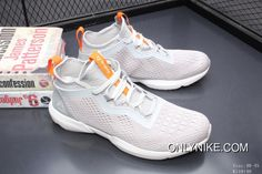 Reebok Royal Astrostorm K110040 Mens Classic Running Shoes Light Grey  Orange New Release eaa4e342d