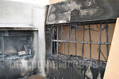 Campomaiornews: Incêndio destrói zona de acesso ao aglomerado habi...