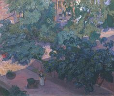 Spencer Gore 'The Fig Tree', c.1912